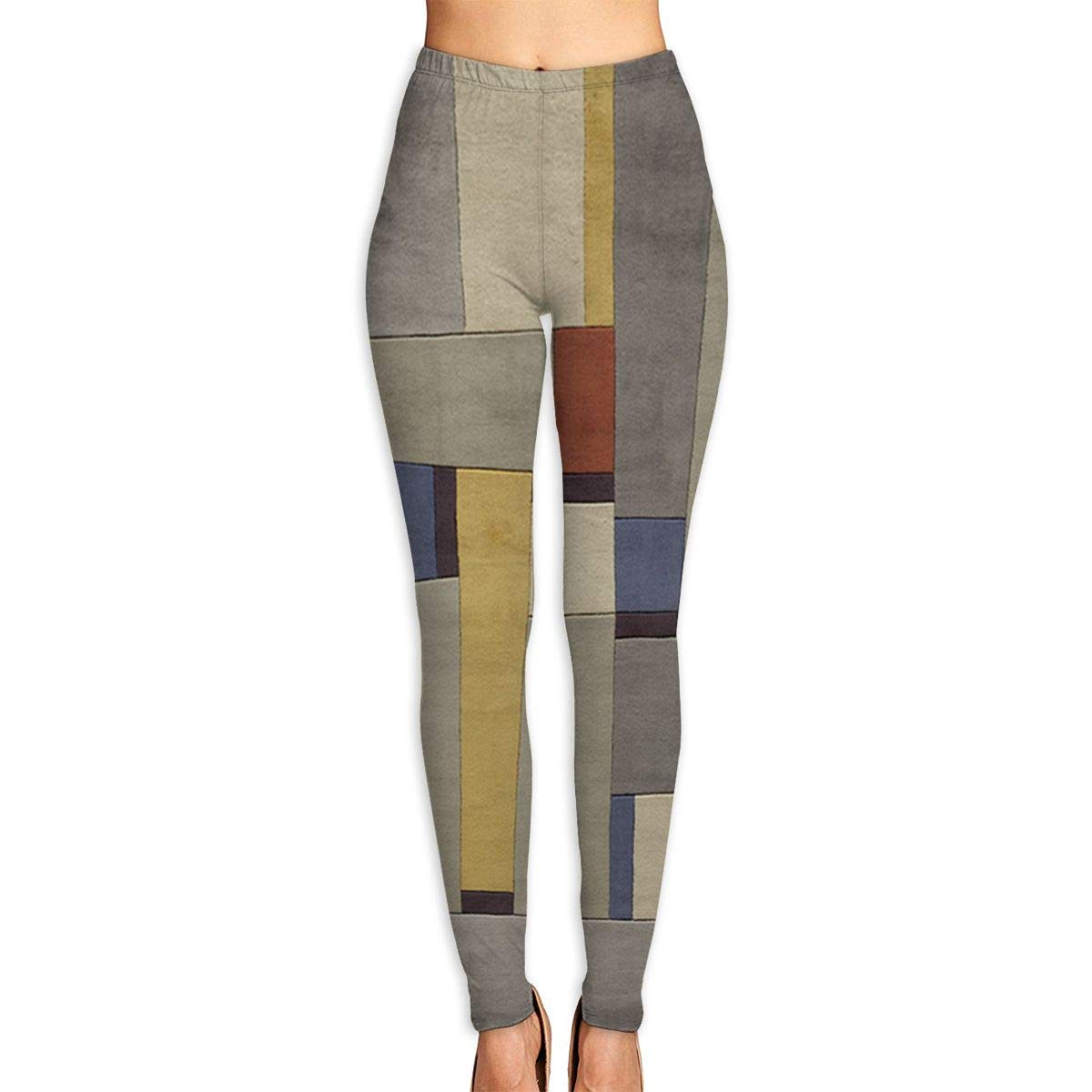 Amazon.com: FFitgm7e Lattice Compression Yoga Pants High ...