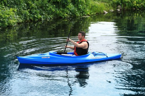 SUNDOLPHIN Sun Dolphin Aruba Sit-in Kayak (Blue, 10-Feet)