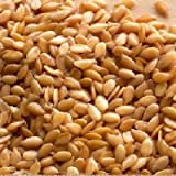 Seeds Golden Flax Seeds (1x25LB )
