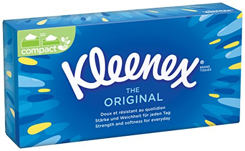 Kleenex Original Tissue Box, 70 Pieces