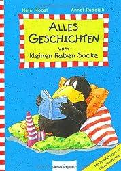 Kleiner Rabe Socke: Alles Geschichten vom kleinen Raben Socke