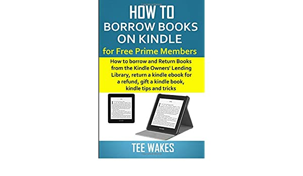 How to Borrow Books on Kindle for Free Prime Members: How to ...