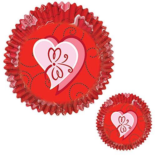 Sweetheart Bandana (Wilton Sweetheart Bandana Baking Cups, 75 Count)