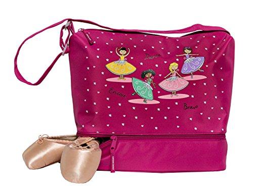 Horizon Dance 1043 Bravo Tote Bag with Shoe Compartment