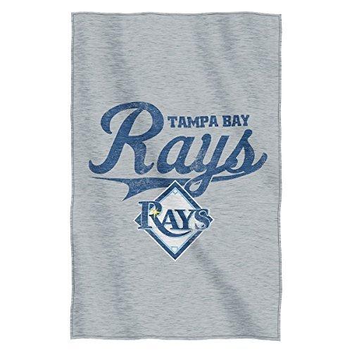Northwest MLB Tampa Bay Rays Script Sweatshirt Throw, 54
