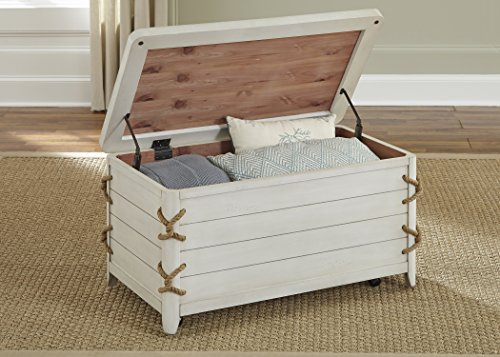 Liberty Furniture 469-OT1012 Dockside II Storage Trunk