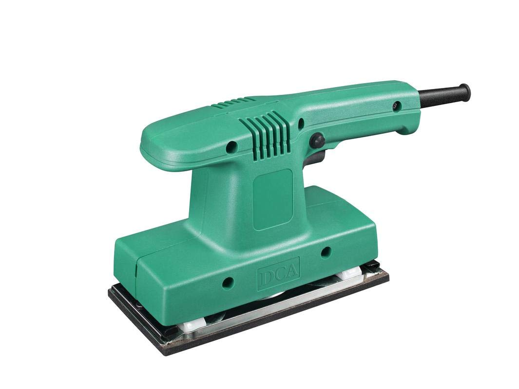 DCA ASB185 Orbital Sander (93 * 185mm) 160W