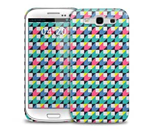 Retro Pattern Samsung Galaxy S3 GS3 protective phone case by supermalls