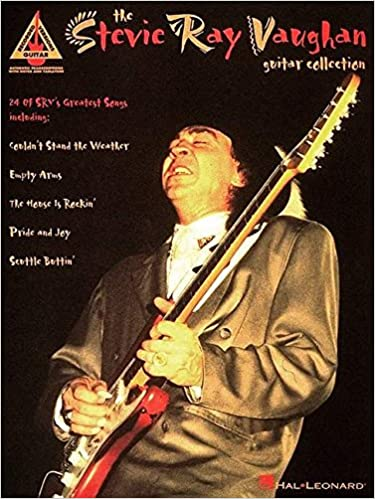 Amazon The Stevie Ray Vaughan Guitar Collection 0073999901160 Books