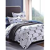 MEIREN Element Bedsheet Pillowcases Duvet Cover , king