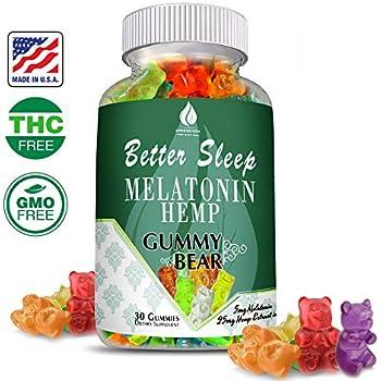Amazon.com: O Nutritions Premium - Gomas de cáñamo con ...