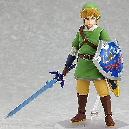 Skyward Sword Link Figma 153 PVC Figure New NO Box Anime The Legend of Zelda