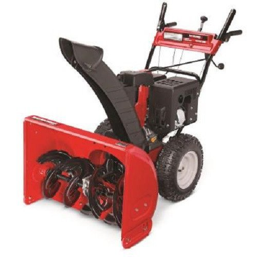 snow blower gas yard machines - 7