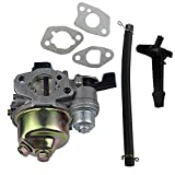 honda gx160 carburetor kit - HIPA Replace Carburetor with Mounting Gasket for HONDA GX160 5.5 HP GX200 6.5 HP Engine