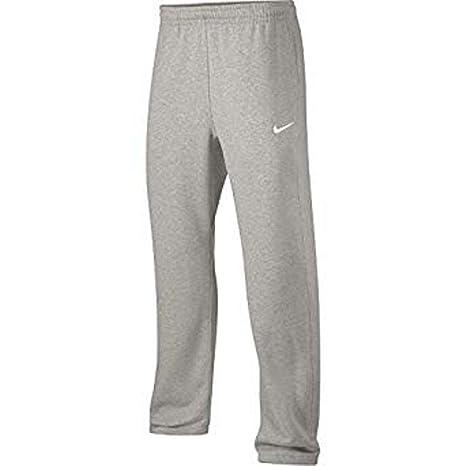 c776b5867fe072 Amazon.com  Nike Mens Club Fleece Pants Heather Grey 826424 063 (L)  Sports    Outdoors