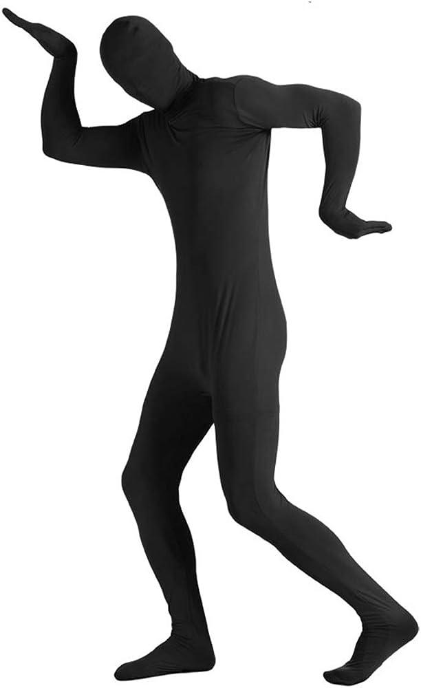Amazon.com: Halloween Costume Party Invisible Man Costume ...