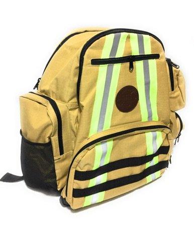 Fireflex Firefighter Back Pack (Gold) -