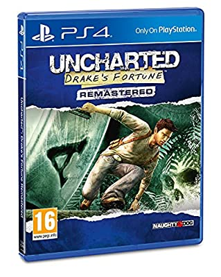 Uncharted: Drakes Fortune Remastered (PS4)
