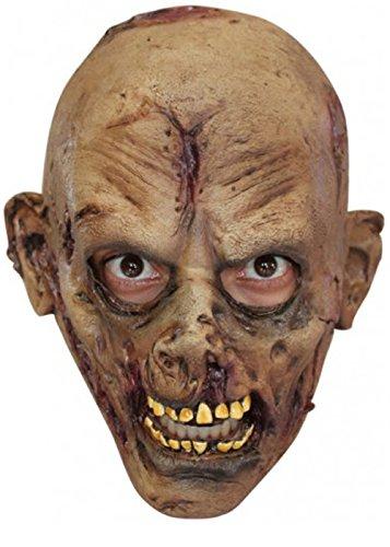 Creative Collection Tamaño de los niños Halloween Zombie horripilante máscara: Amazon.es: Juguetes y juegos