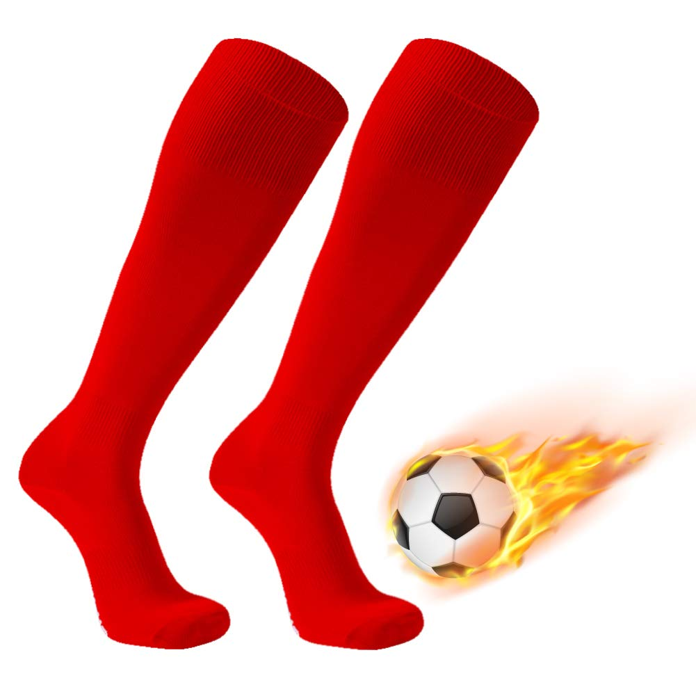 人気ブラドン FOOTPLUS SOCKSHOSIERY ガールズ B07DXKKXCQ Large|2 Pairs-red Pairs-red Large|2 2 B07DXKKXCQ Pairs-red Large, テンスイマチ:f4eb0102 --- svecha37.ru