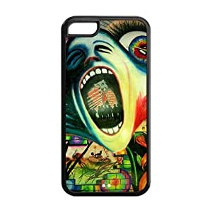 Pink Floyd Solid Rubber Customized Cover Case for iPhone 5c 5c-linda281 hjbrhga1544