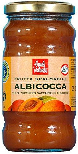 Fruta untable albaricoque 280 g BIO