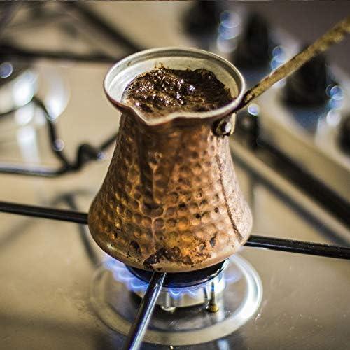 Nosy Nomad Cafetera Turca: Cezve Cafetera de Cobre para Café Turco ...
