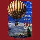 Around the World in 80 Days Hörbuch von Jules Verne Gesprochen von: Jim Dale