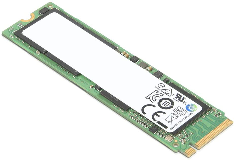 Lenovo ThinkPad 512 GB Solid State Drive - M.2 2280 Internal - PCI Express NVMe - Notebook Device Supported - 3500 MB/s Maximum Read Transfer Rate