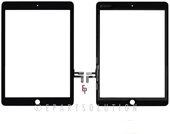 Replacement Touch Digitizer for iPad 5th Gen 2017 Ver A1822 A1823//Air USA