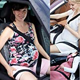 TOYHUYI Maternity Belt Adjuster, Safety Bump Belt