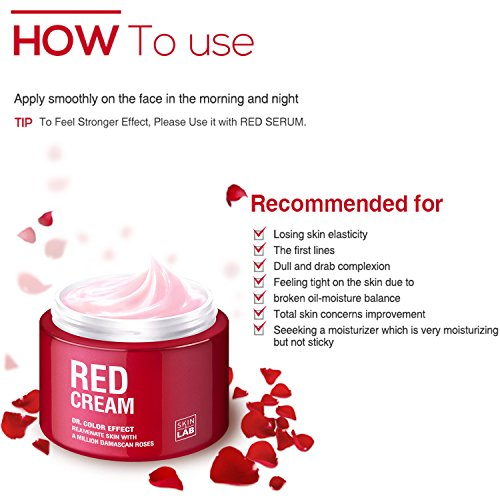 #1 Newest Korean Skin Care All In One Best Anti Aging Vitamin C Night Cream  - Advanced