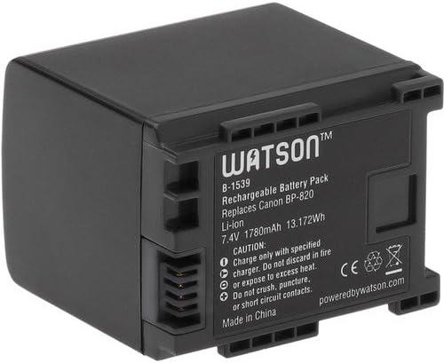 3.6V, 2670mAh Watson BP-727 Lithium-Ion Battery Pack 2 Pack