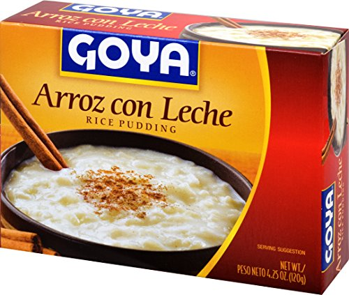 Goya Foods Arroz Con Leche Rice Pudding, 4.25 Ounce (Pack of 36) (Rice Pudding Mix)