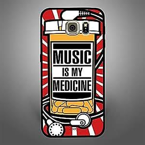 Samsung Galaxy S6 Edge Music is my Medicine