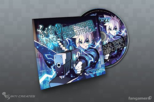 Azure Striker Gunvolt Original Soundtrack