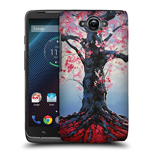 Official Graham Gercken Tree Of Life Trees Hard Back Case for Motorola DROID Turbo