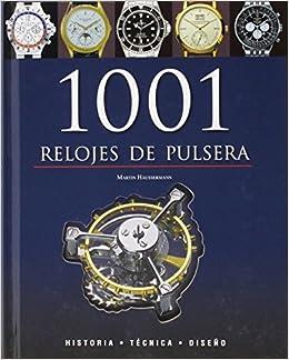 1001 Relojes De Pulsera (Mini): Not Specified: 9781445426860: Amazon.com: Books