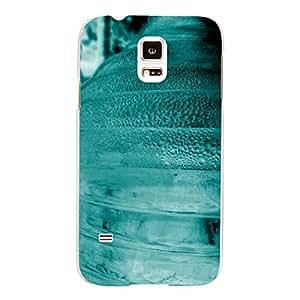 """Disagu Design Protective Case para Samsung Galaxy S5 Neo Funda Cover """"Blue Bottle"""""""