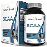 Cheap California Products Best BCAA Supplement with Amazing Bodybuilding + Pre Workout Results and Pure Branched Chain Amino Acids – L-Leucine + Food Grade Formula for Men and Women