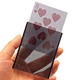 Hot Sale!DEESEE(TM)Card Vanish Illusion Change Sleeve Close-Up Street Magic Trick Choose Hidden