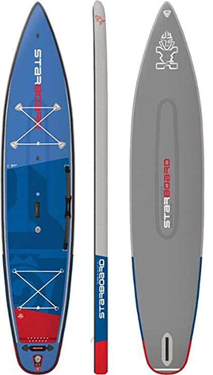 Amazon.com: Starboard Touring Deluxe DC - Tabla de surf de ...