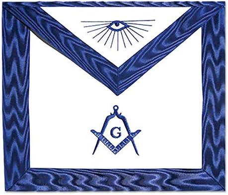 Master Mason Masonic Apron with All Seeing Eye