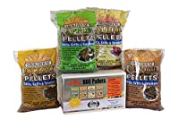 Smokehouse Products Wood Pellets (4 Pack Assortment), 5 lb made by  famous Sportsman Supply Inc.