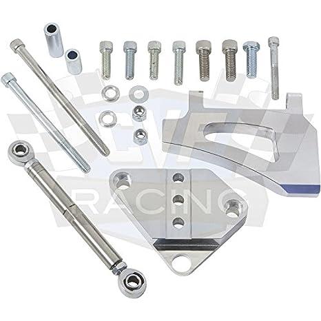 Ford bloque pequeño aire acondicionado soporte - 289, 302 y 351 W: Amazon.es: Coche y moto