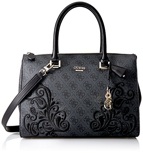GUESS Arianna Box Satchel