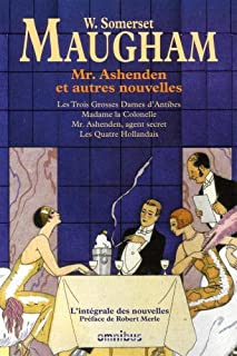 Mr. Ashenden : et autres nouvelles : CD 1, Maugham, William Somerset