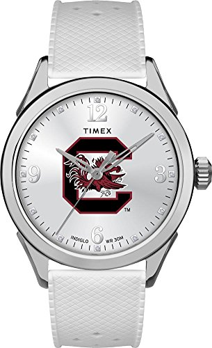 - Timex South Carolina Gamecocks Ladies Silcone Athena Watch