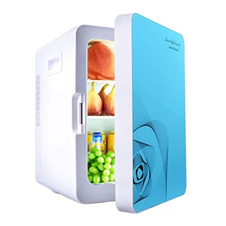 LLX Mini Congelador del Coche 20L Dormitorio del Estudiante De ...