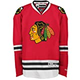 Chicago Blackhawks Reebok Premier Replica Home NHL Hockey Jersey - Size X-Large